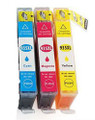 HP 935XL cyan magenta yellow p[rinter ink cartridges for HP Officejet Pro 6230 & 6830 ePrinter