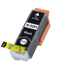 Compatible 33XL black ink cartridge for Epson printers