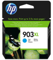 Genuine High Capacity Cyan HP 903XL Ink Cartridge - (T6M03AE)