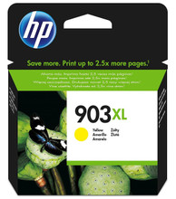 Genuine High Capacity Yellow HP 903XL Ink Cartridge - (T6M11AE)
