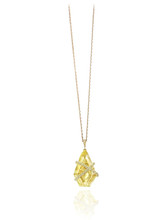 Denise Pendant (Yellow)