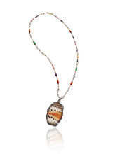 Agate & Multi-Gemstone Necklace