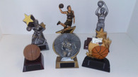 Basketball Resins