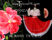 DANCE RED DANZA