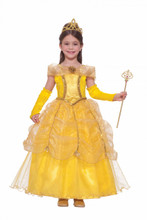 GOLDEN PRINCESS DANZA DRESS
