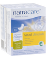 Natracare Organic Cotton Ultra Pads with Wings - Regular - 14 Count