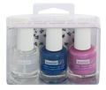 Suncoat Girl Trio Kit: Clear Mermaid Blue Princess Purple