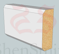 SP13 Profile MDF Skirting Board - 5.4m Lengths