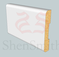 SP15 Profile MDF Skirting Board - 5.4m Lengths