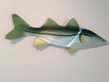 "60"" Sergeant Robalo/Snook - Custom Fish Sculpture"