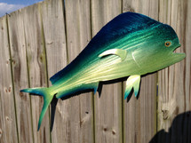 "18"" Mahi Mahi - Custom Fish Sculpture"