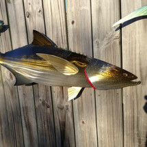 "48"" Cobia - Custom Fish Sculpture"