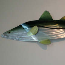 "30"" Sergeant Robalo/Snook - Custom Fish Sculpture"