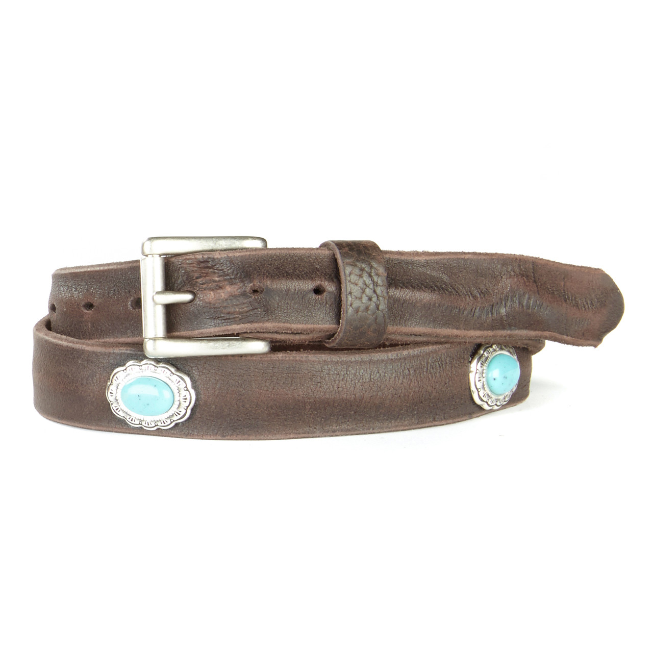 freja leather belt brave leather