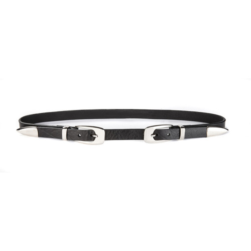 Ulyana double buckle belt