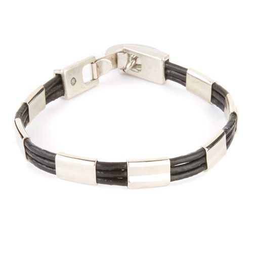 Esme leather bracelet