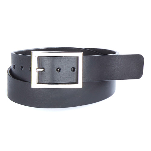 BRAVE Amal Men's Dress Belt in Black