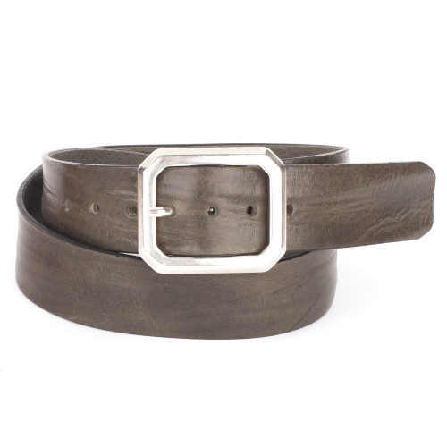 Bohan Leather Belt in Brown
