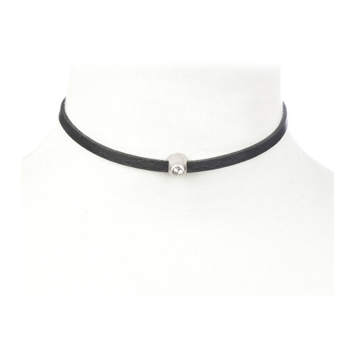 Siet Leather Choker