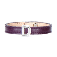 Personalized Leather Cuff