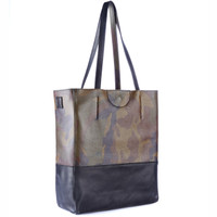 Saloso Tote in Camouflage