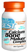 Doctor's Best Calcium Bone Maker Complex 180 Capsules
