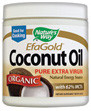 "Pure Extra Virgin Organic Coconut Oil Coconut oil is a natural energy source because it contains MCTs (medium chain) ""good fats"" the body uses to produce energy."