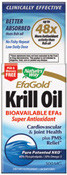 Nature's Way Krill Oil 500 mg  -  60 Softgels