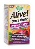 Nature's Way Alive! Once Daily Women's 50+ 60 Tablets