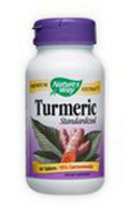 Nature's Way Turmeric 450 mg- 60 Tablets