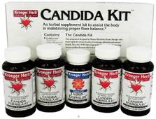 Kroeger Herb Candida Kit