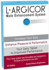 Wellgenix L-ARGICOR™ Male Enhancement System 60 tablets