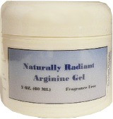 Natural Radiance Arginine Gel 2 oz (60 ml)
