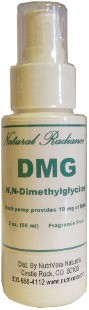 Naturally Radiant DMG 2 oz.