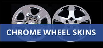 Chrome Wheel Skins