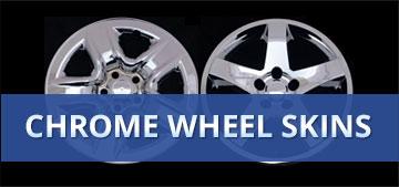 Chrome Wheel Skins