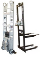 Escalera  ForkLift Motorized Stair Climber With(Removable & Hand Crank) - RLA-HC