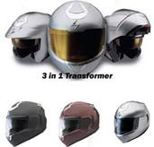 Scorpion EXO-900 Helmet Black / White