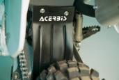 Acerbis Air Box Mud Flap Black 2081610001