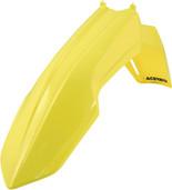 Acerbis Front Fender (yellow) 2113640231