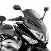 Givi Airstar Scooter D442B Windscreen