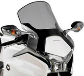 Givi - Honda VFR 1200F - D321S Spoiler Smoke Windscreen