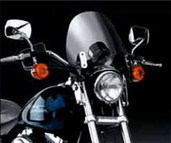 National Cycle Switchblade Deflector Windshield