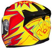 Joe Rocket R1000X Lithium Helmet LG