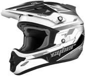Cyber UX-25 Graphics Helmet XS White 640630