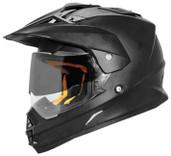 Cyber UX-32 Solid Helmet Lg Matte Black 640953