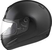 GMAX GM38S Snow Helmet Electric Shield Lg Black 238116