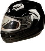 GMAX GM44S Modular Helmet with Electric Shield Md Black G6244115