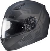 HJC CL-17 Mission Helmets 3XL Matte Black 832-857
