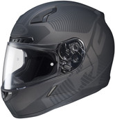 HJC CL-17 Mission Helmets XXL Matte Black 832-856